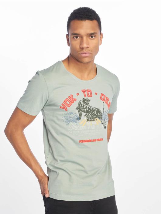 Sublevel t-shirt Roundneck groen