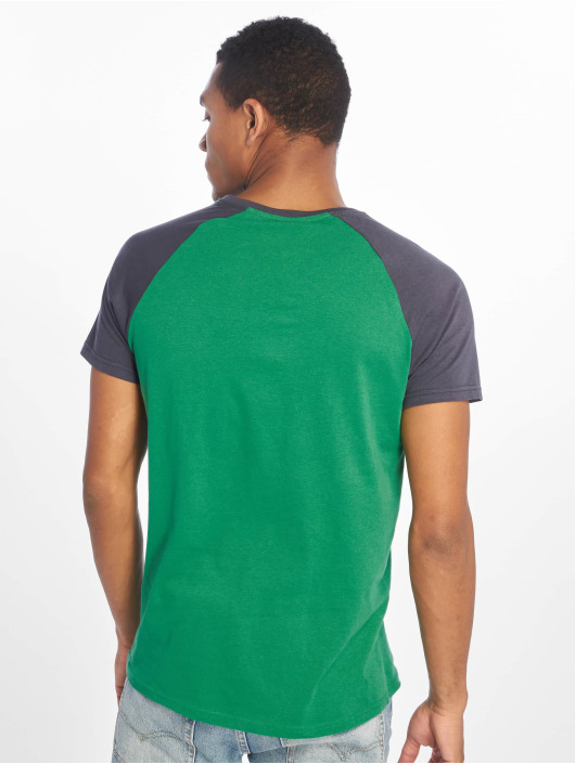 Sublevel t-shirt Palm Springs groen