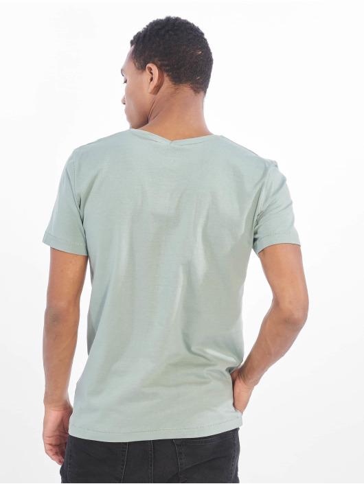 Sublevel T-Shirt Roundneck grün