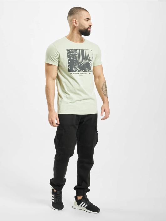 Sublevel T-Shirt Palm Beach grün