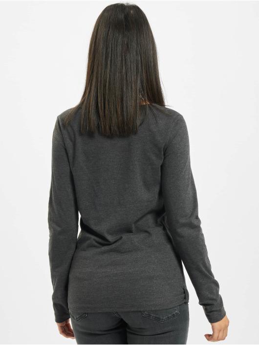 Sublevel T-Shirt manches longues Sessa gris