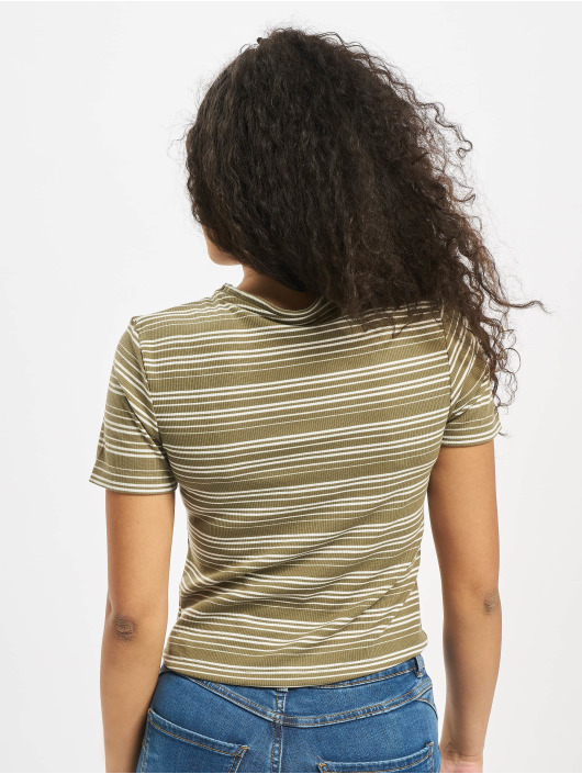 Sublevel T-Shirt Shortsleeves Roundneck olive