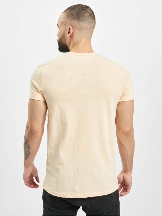 Sublevel t-shirt Palm Beach oranje