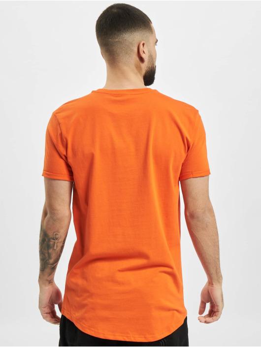 Sublevel t-shirt Coordinate oranje