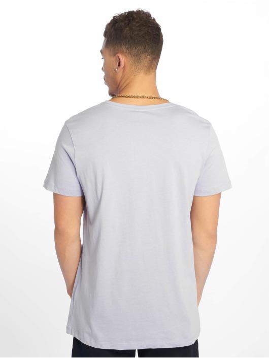 Sublevel T-Shirt Roundneck purple