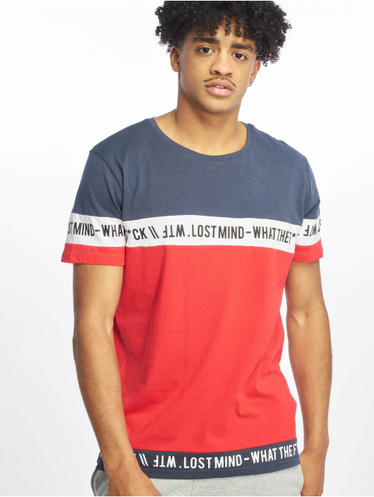Sublevel T-Shirt WTF rot