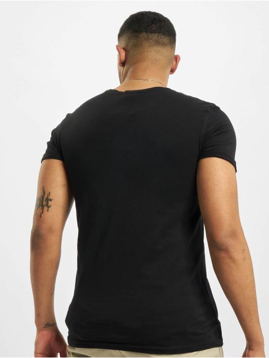 Sublevel T-Shirt Easy Mind schwarz