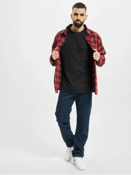 Sublevel T-Shirt Pocket schwarz