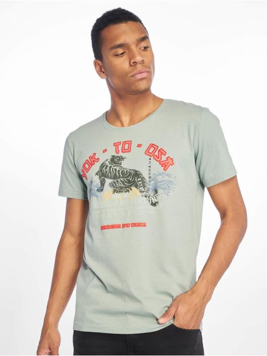 Sublevel T-Shirt Roundneck vert