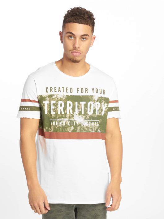 Sublevel T-Shirt Haka weiß