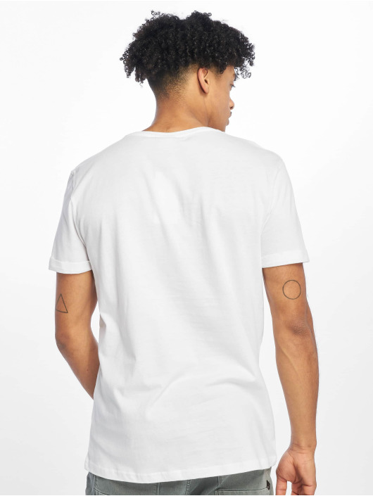 Sublevel T-Shirt Chang weiß