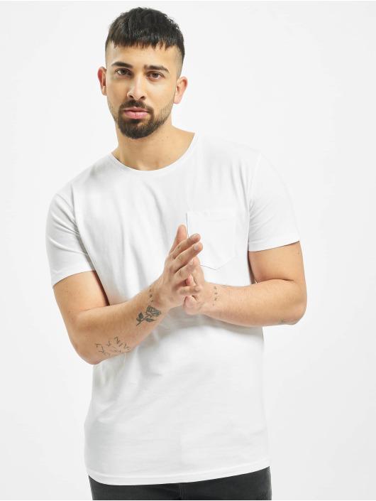Sublevel T-Shirt Pocket weiß