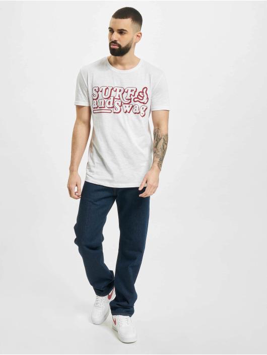 Sublevel T-Shirt Surf weiß