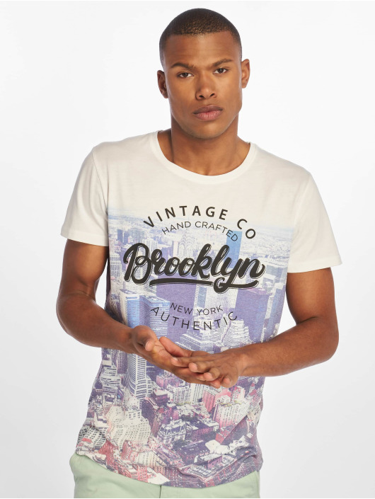 Sublevel T-Shirt Vintage white