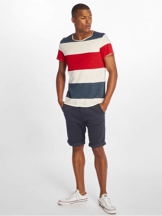 Sublevel T-Shirt Stripes white