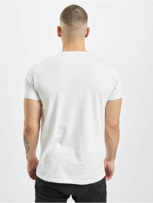 Sublevel T-Shirt Graphic white
