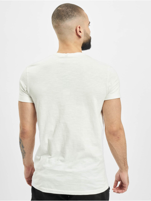 Sublevel T-Shirt Palm Beach white