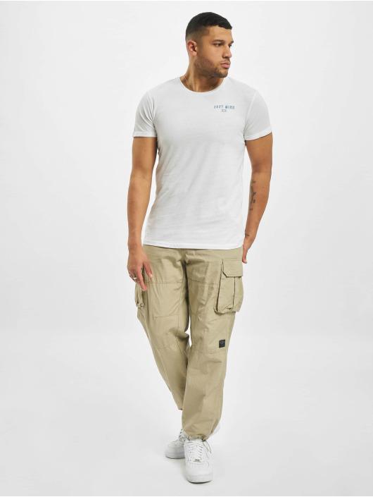 Sublevel T-Shirt Easy Mind white