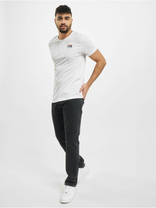 Sublevel T-Shirt Catch The Waves white