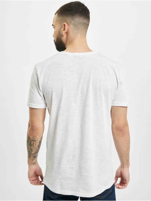 Sublevel T-Shirt Surf white