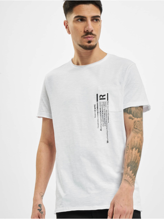 Sublevel t-shirt Lio wit
