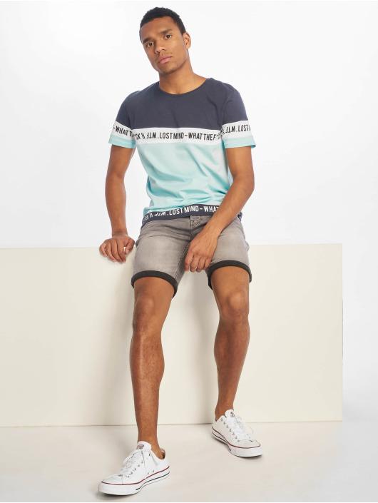 Sublevel T-shirts WTF blå
