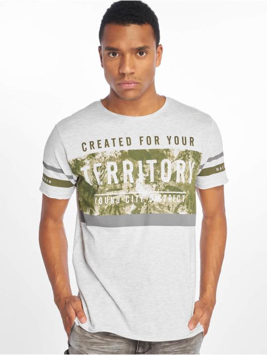 Sublevel T-shirts Haka grå