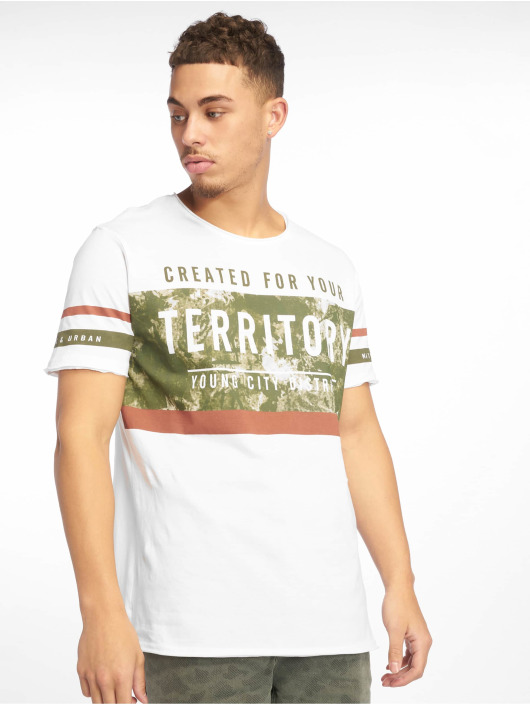 Sublevel T-shirts Haka hvid