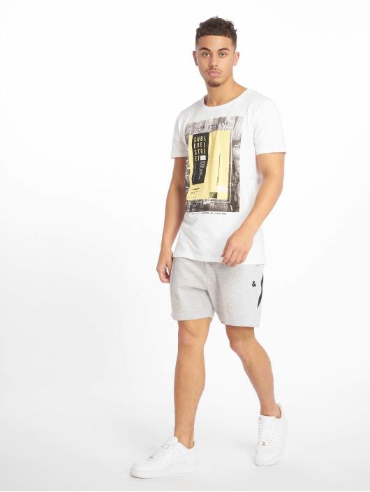 Sublevel T-shirts Flow Identity hvid