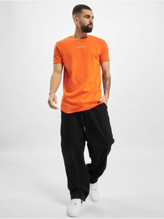 Sublevel T-shirts Coordinate orange