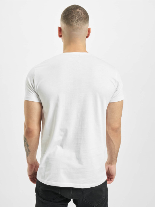 Sublevel T-Shirty Graphic bialy