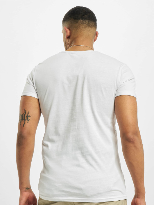 Sublevel T-Shirty Easy Mind bialy