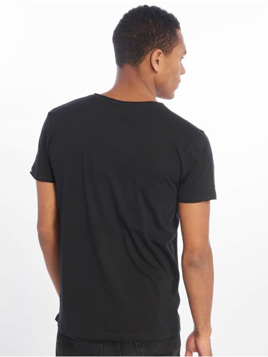 Sublevel T-Shirty Tough czarny