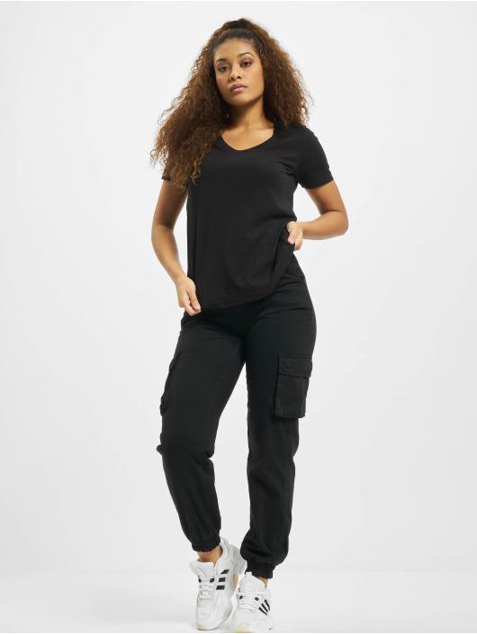 Sublevel T-Shirty Elisa czarny
