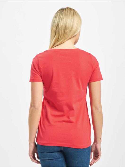 Sublevel T-Shirty Susi czerwony