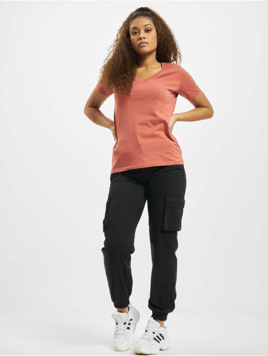 Sublevel T-Shirty Elisa czerwony