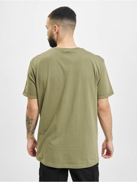 Sublevel T-Shirty Pocket oliwkowy