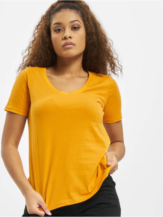 Sublevel T-Shirty Elisa pomaranczowy