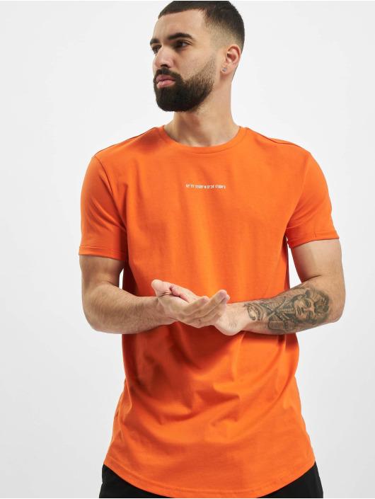 Sublevel T-Shirty Coordinate pomaranczowy