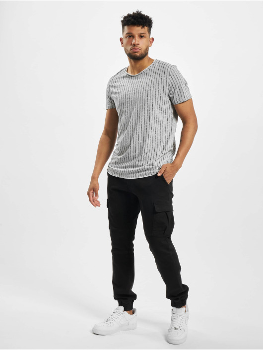 Sublevel T-Shirty Street szary
