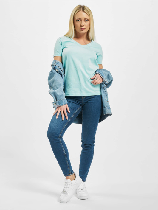 Sublevel T-Shirty Susi turkusowy