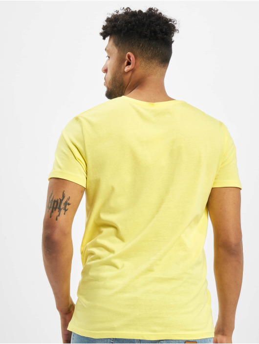 Sublevel T-Shirty Neal zólty