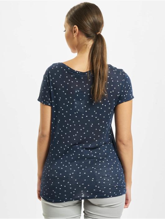 Sublevel T-skjorter Allover blå