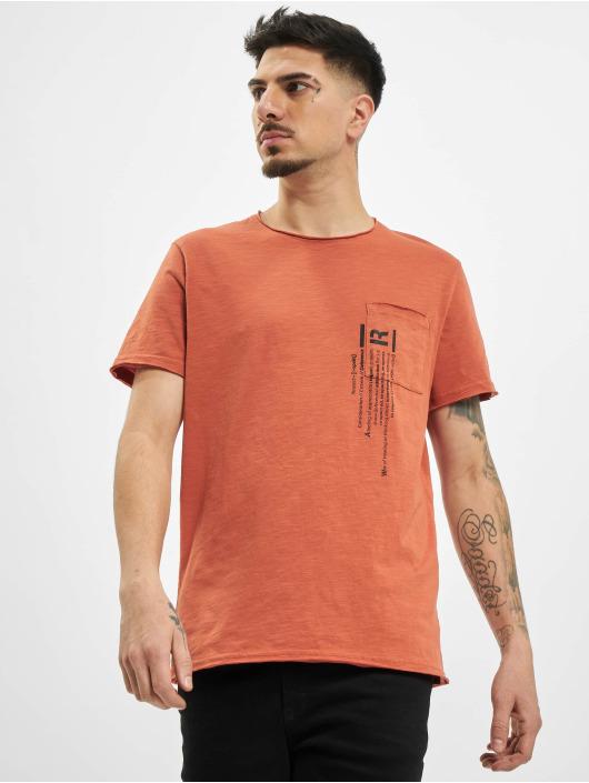 Sublevel T-skjorter Lio brun