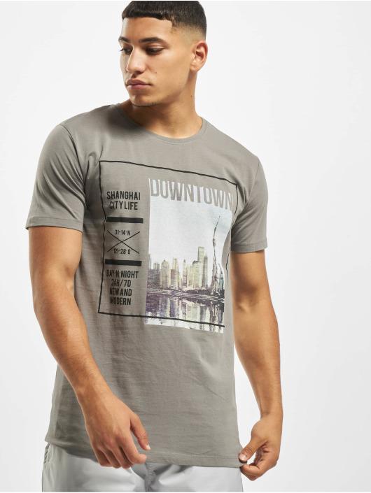 Sublevel T-skjorter Graphic grå