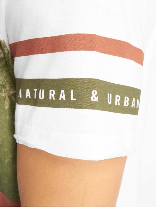 Sublevel T-skjorter Haka hvit