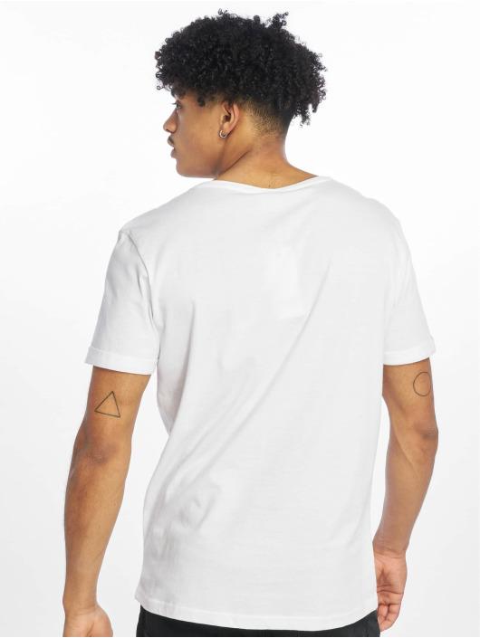 Sublevel T-skjorter Chang hvit