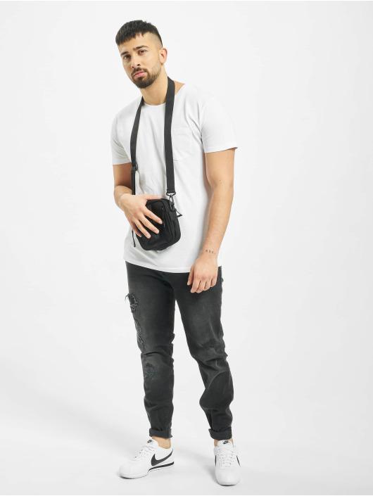 Sublevel T-skjorter Pocket hvit