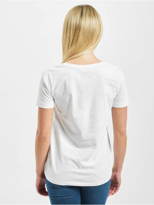 Sublevel T-skjorter Susi hvit