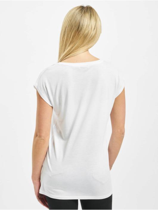 Sublevel T-skjorter Paris hvit